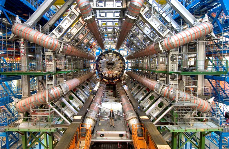 CERN: The last thing James Bond will ever see.