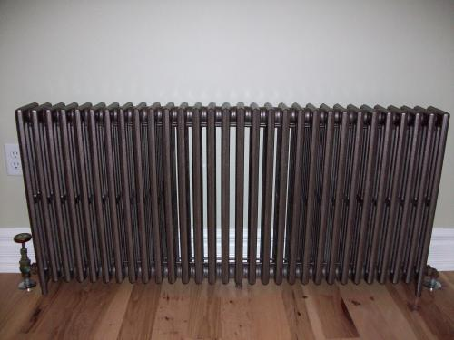 Radiators: far more dangerous than cell phones.