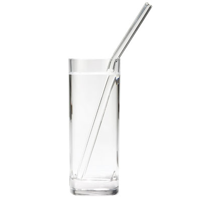"""The pressure at the bottom of the straw """"tells"""" the water in the straw how high to climb.  That same pressure """"tells"""" the rest of the water the exact same thing."""