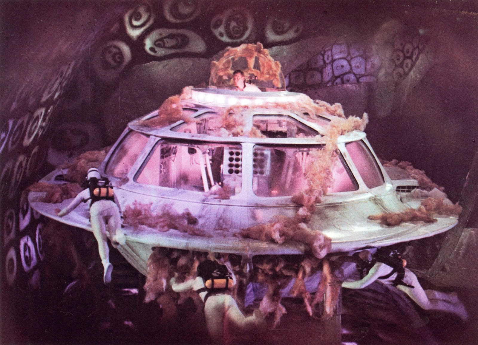 The Fantastic Voyage, 1966.