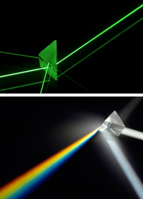 Lasers: not a lot of colors.